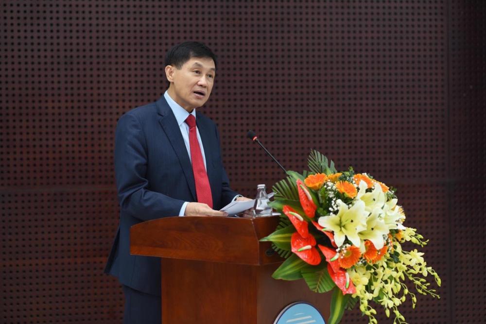 Các đại bàng chúa từ nước Mỹ do Vua hàng hiệu mời gọi rót tỷ USD vào siêu dự án trung tâm tài chính Đà Nẵng - Ảnh 1.
