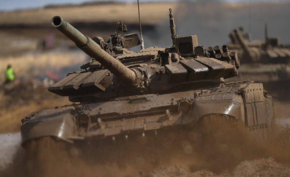 Báo Đức: Ông Putin không cần động thủ, chỉ cần tiếng xe tăng gầm gừ đã đủ khiến Ukraine khiếp sợ - Ảnh 2.
