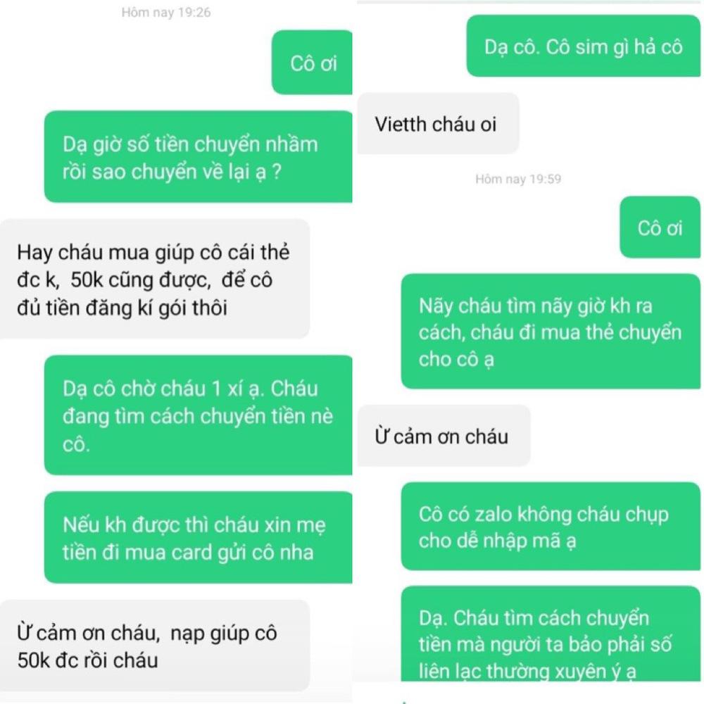 100.000 đồng nạp nhầm cùng những tin nhắn gây sốt MXH giữa nữ sinh 15 tuổi và nữ giáo viên vùng cao  - Ảnh 2.
