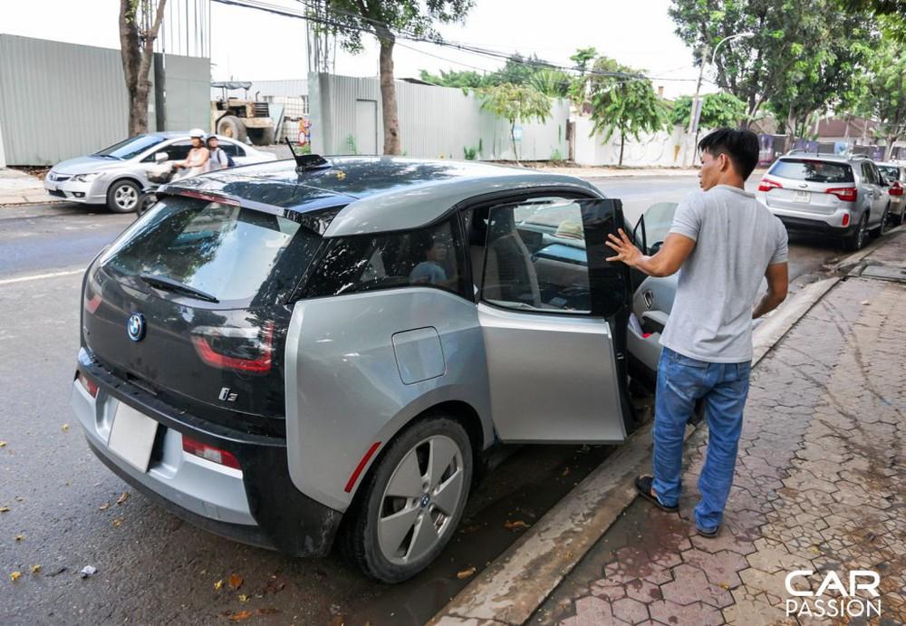 5 xe điện xuất hiện ở Việt Nam trước Vinfast rất lâu: Xót xa nhất lại chính là số phận 2 chiếc Tesla - Ảnh 9.