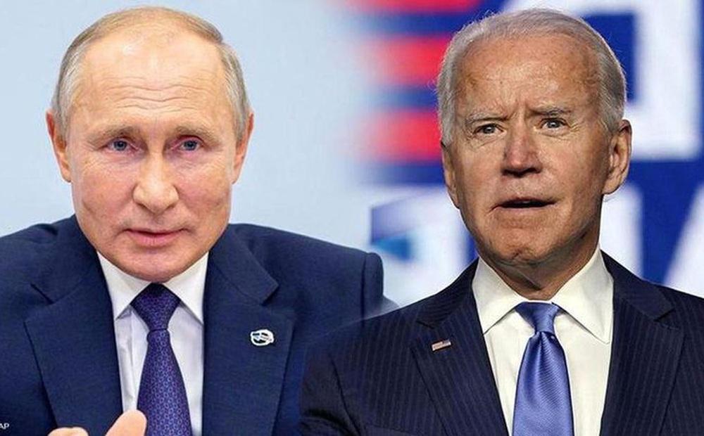 """Mời TT Putin đàm phán rồi tung đòn vào Nga: Mâu thuẫn làm nổi bật """"tính cách chính quyền Biden"""""""