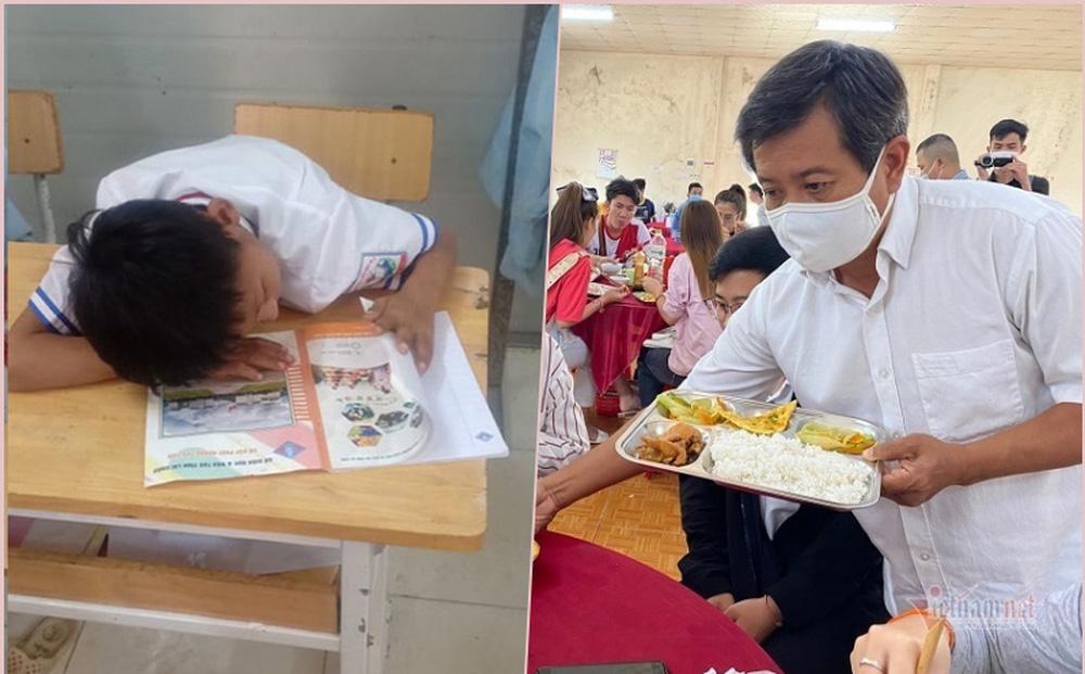 """Quyết định """"nóng"""" của ông Đoàn Ngọc Hải sau tin nhắn của Thượng tướng Võ Văn Tuấn"""
