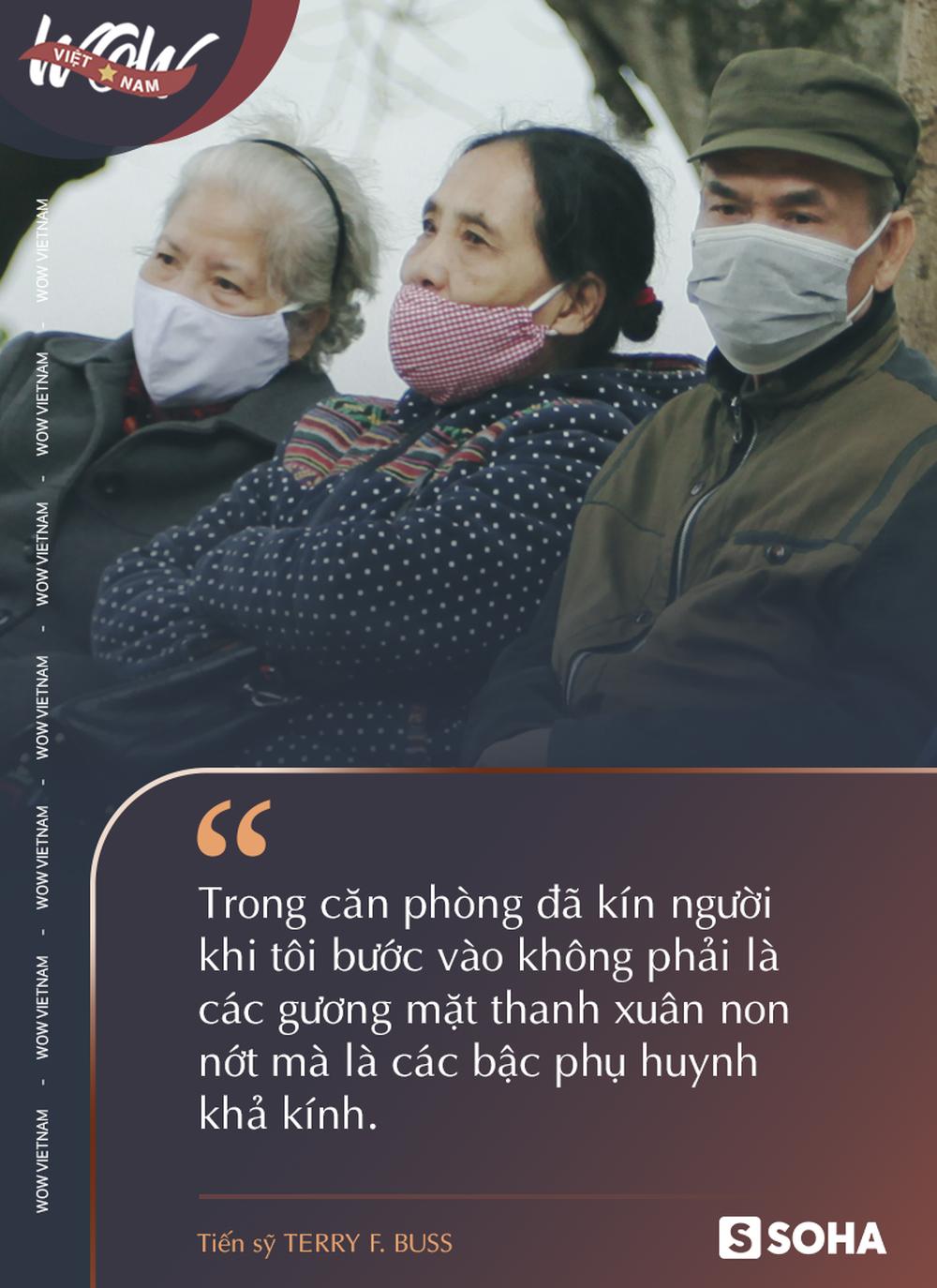 Tiến sỹ Mỹ: Làm thầy của sinh viên Việt Nam thì chắc chắc sẽ được nhận phần thưởng đặc biệt… - Ảnh 2.
