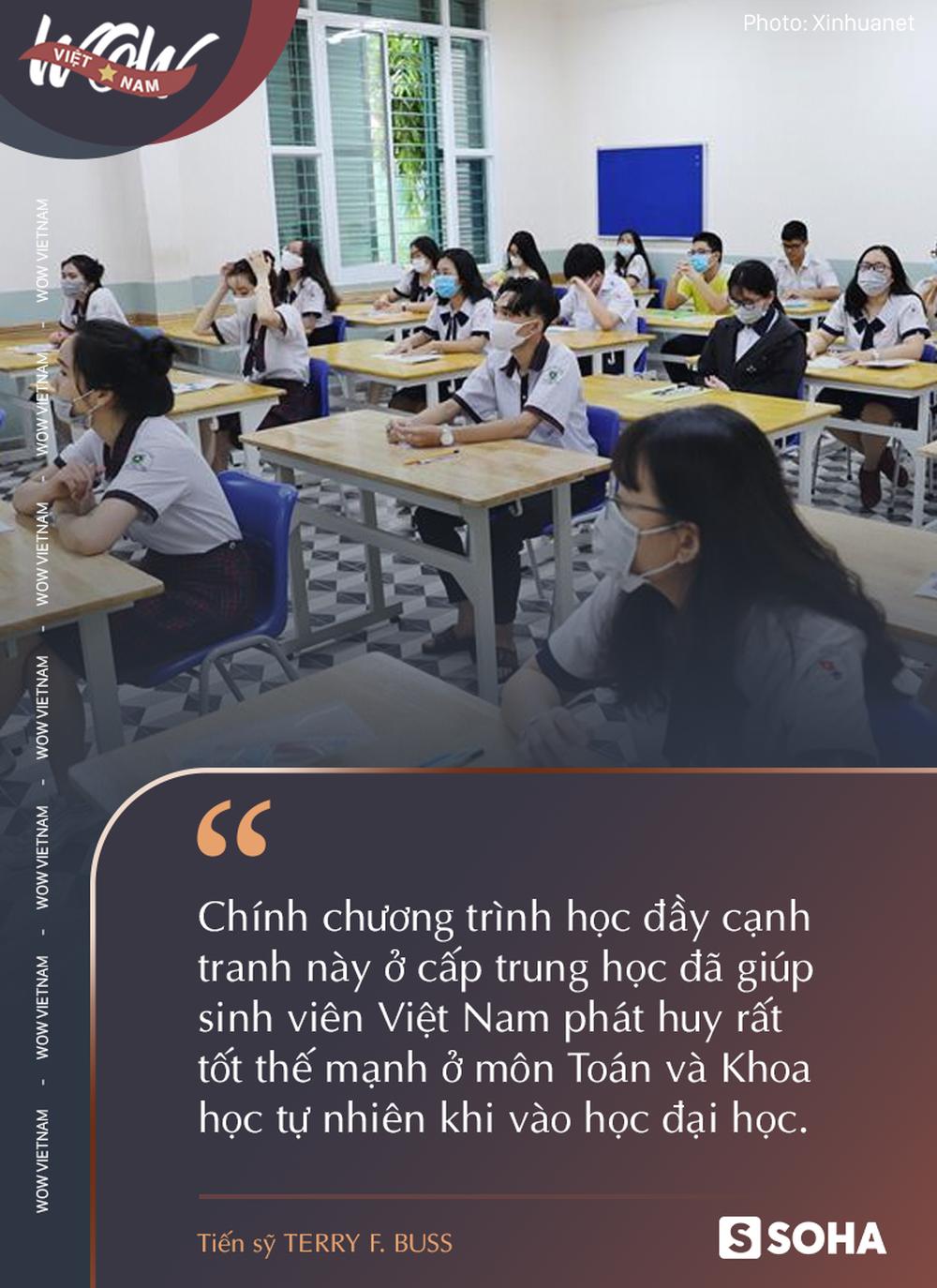 Tiến sỹ Mỹ: Làm thầy của sinh viên Việt Nam thì chắc chắc sẽ được nhận phần thưởng đặc biệt… - Ảnh 4.