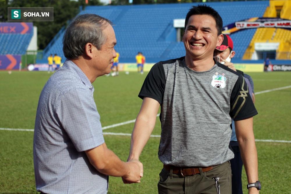 VPF đề xuất V.League đá theo kiểu đặc biệt, dồn sức cho ĐT Việt Nam đấu vòng loại World Cup - Ảnh 2.
