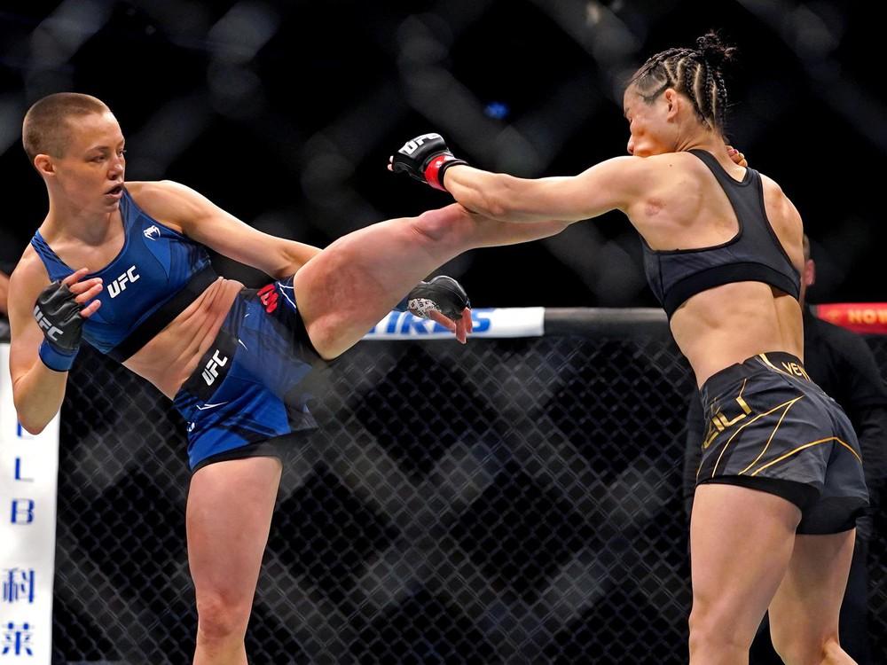 Sau lời tiên tri của Mike Tyson, võ sĩ MMA số một Trung Quốc thua ngỡ ngàng cao thủ Mỹ - Ảnh 3.