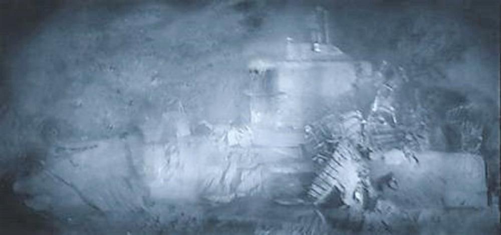 Mỹ từng bí mật trục vớt tàu ngầm mang tên lửa hạt nhân của Liên Xô ở độ sâu 4,9km thế nào? - Ảnh 1.