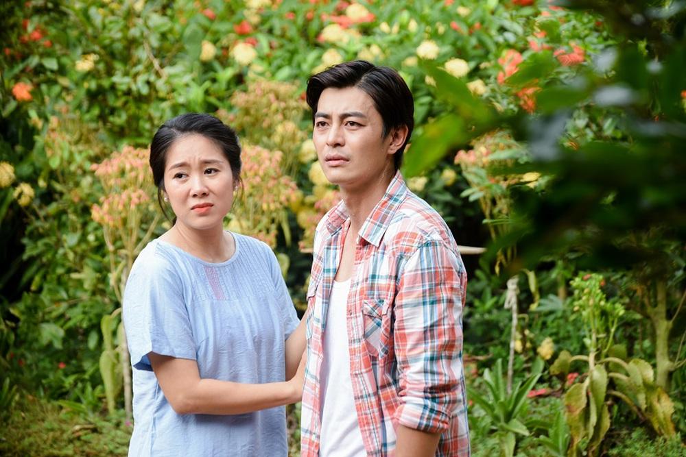 Hôn nhân thứ 2 của Lê Phương và điều may mắn khi lấy chồng kém 7 tuổi - Ảnh 2.