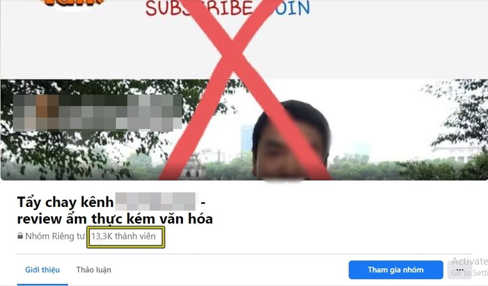 Chân dung Youtuber quảng bá ẩm thực Việt méo mó, bị chỉ trích 2 lần trên Thời sự VTV - Ảnh 3.