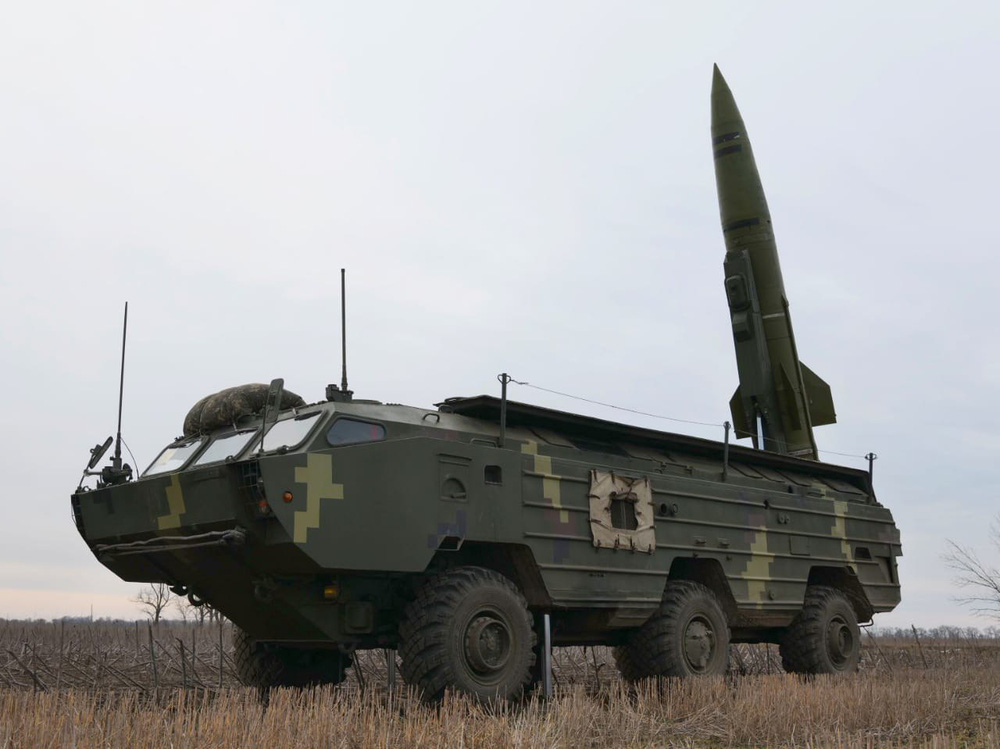Ukraine làm liều, đưa tên lửa đạn đạo áp sát bán đảo Crimea: Nga liên tục bị thách thức - Ảnh 3.