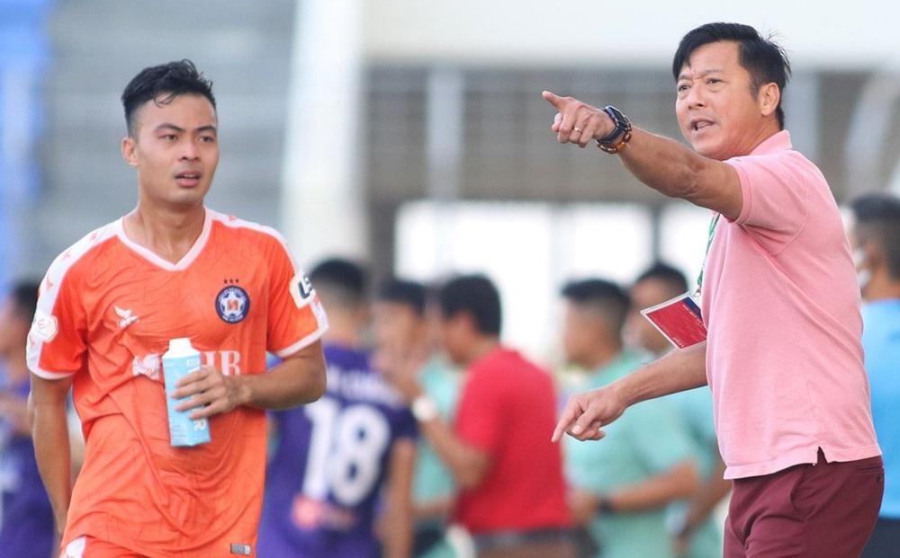 Lê Huỳnh Đức tố cầu thủ Đà Nẵng 'làm phản'