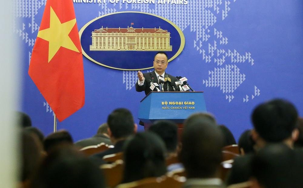 Việt Nam bác bỏ thông tin dân quân biển đe dọa lực lượng thực thi pháp luật của Trung Quốc