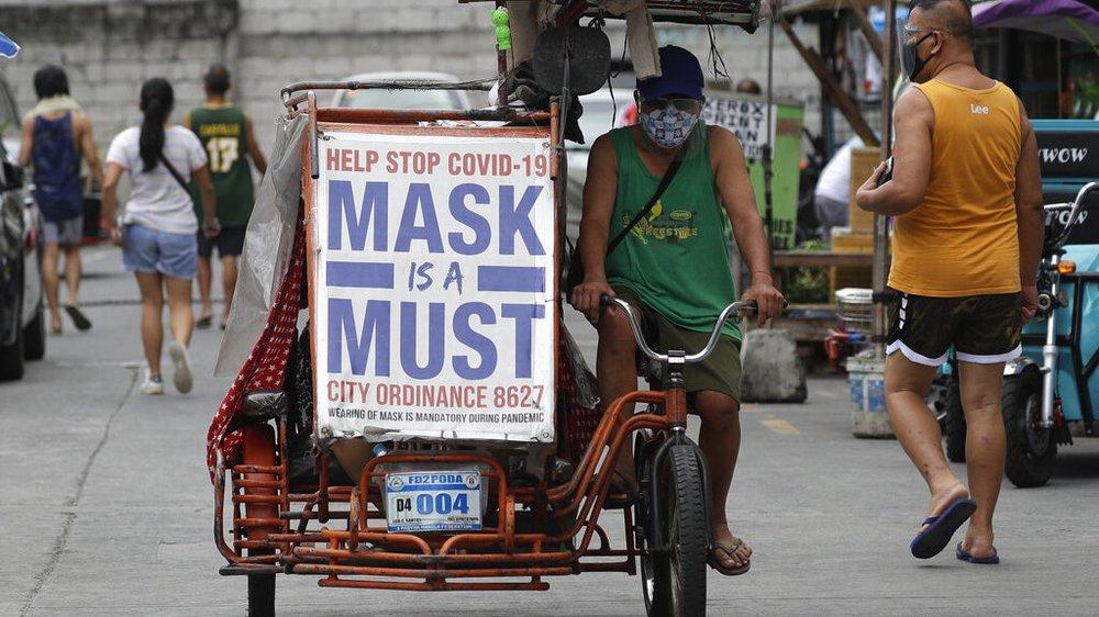 Chuyên gia ví Philippines đang đi cùng một ngã tư với Ấn Độ, có nguy cơ là Ấn Độ thứ hai - Ảnh 1.