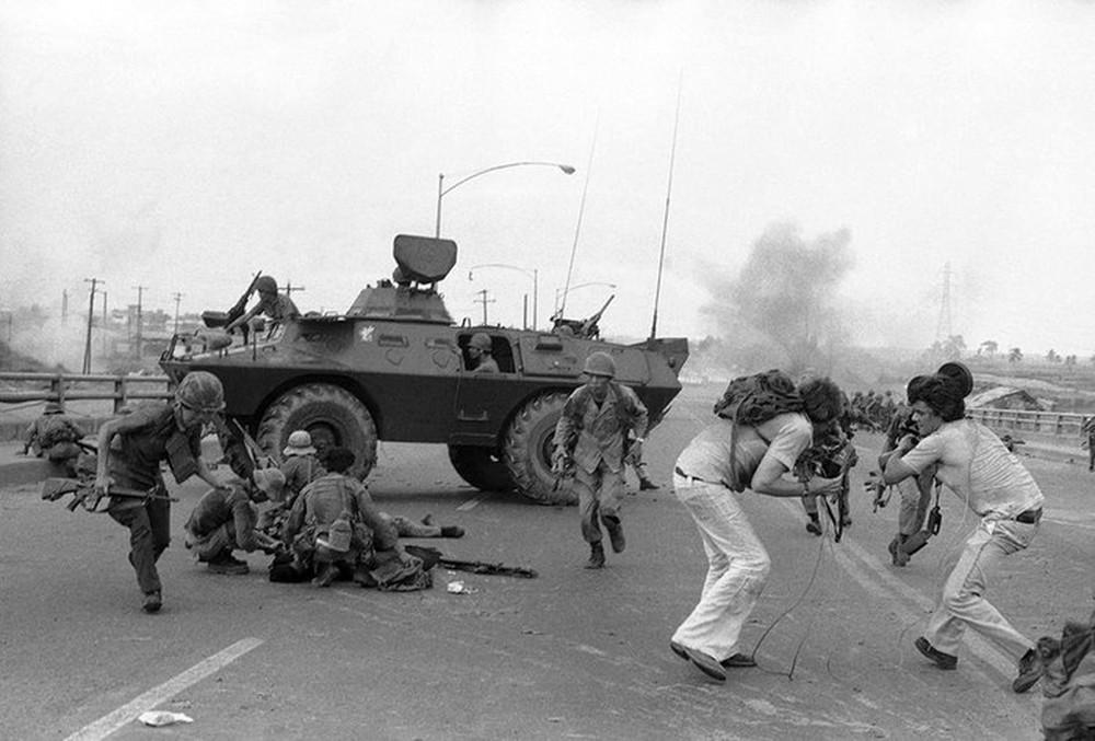 Đập tan chốt chặn Nước Trong, thần tốc giải phóng Sài Gòn: Những giờ phút cam go, khốc liệt - Ảnh 5.