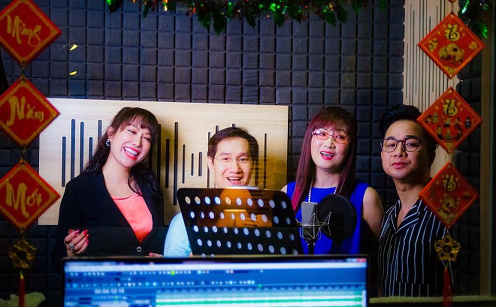 Dự án âm nhạc của Phi Thanh Vân được nhiều nghệ sĩ ủng hộ, tham gia