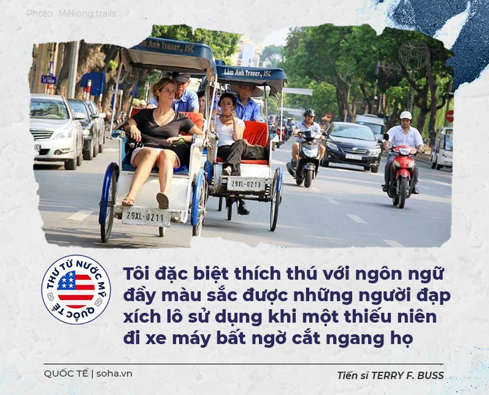 Thư từ nước Mỹ: Một tour xích lô vòng quanh Hà Nội trong tưởng tượng - Ảnh 2.