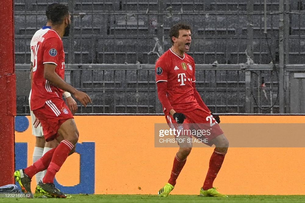 Song kiếm hợp bích, Neymar và Mbappe nhấn chìm Bayern Munich trong cơn mưa bàn thắng - Ảnh 4.