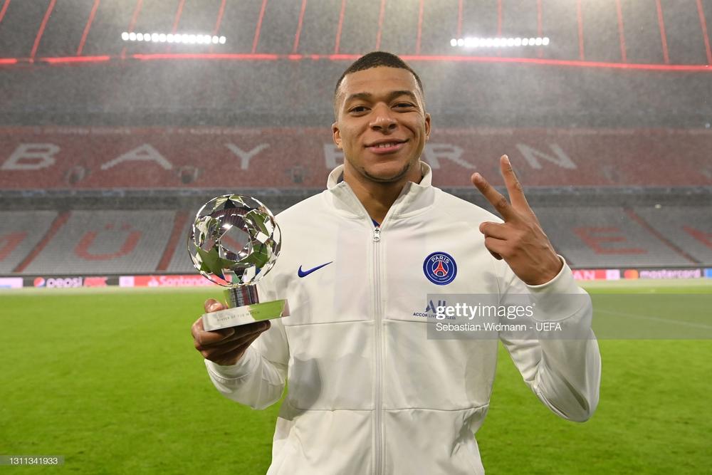 Song kiếm hợp bích, Neymar và Mbappe nhấn chìm Bayern Munich trong cơn mưa bàn thắng - Ảnh 6.