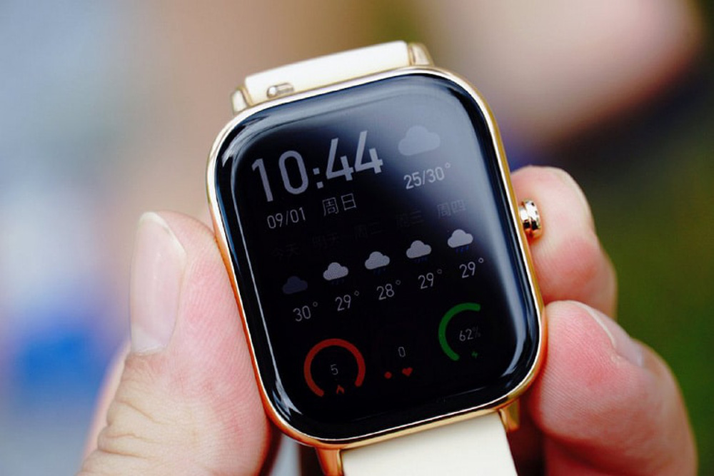 Giá đồng hồ thông minh giảm sốc trong dịp lễ, chiếc 600.000 đồng pin trâu 28 ngày - Ảnh 3.