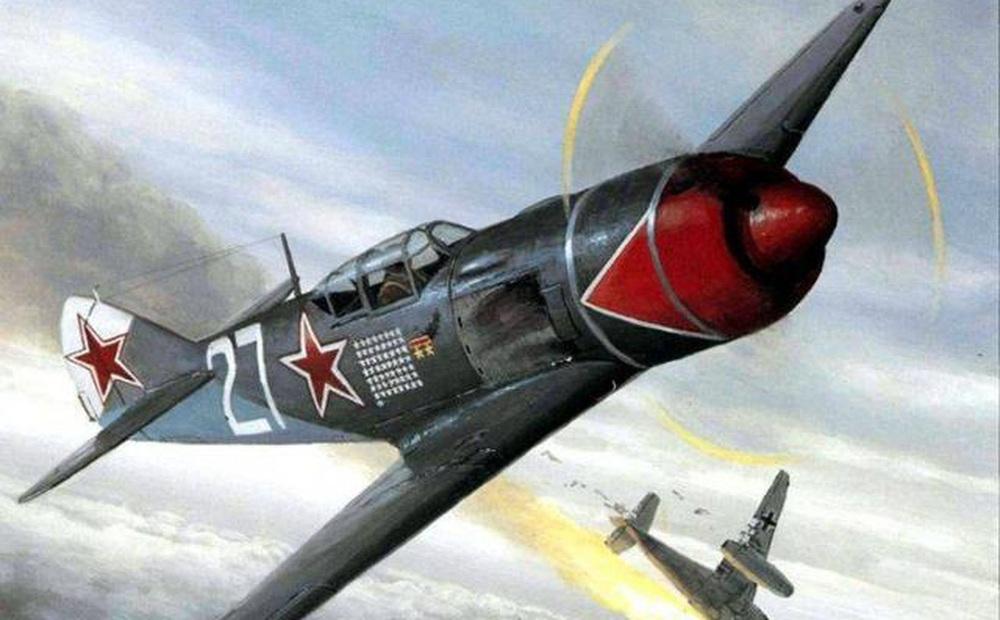 Phi công Liên Xô vĩ đại nhất, bất đắc dĩ bắn rơi tiêm kích tốt nhất của Mỹ