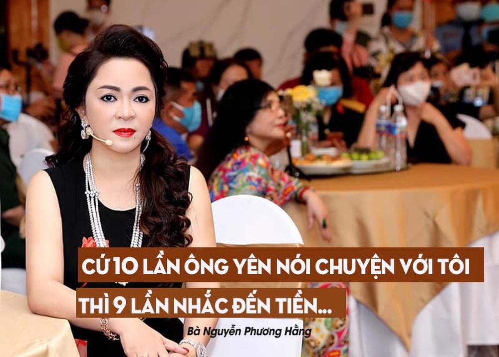 Bà Phương Hằng - vợ ông Dũng lò vôi: Mắc cười là có người ở nhà trọ, đi Grab, rất khó khăn mà dạy tôi học làm sang - Ảnh 3.