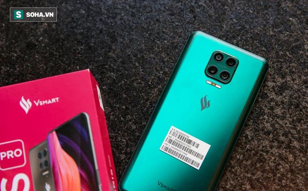 Điện thoại Vsmart giảm giá mạnh cùng câu hỏi: Còn bán đến khi nào, ai muốn sử dụng tiếp?