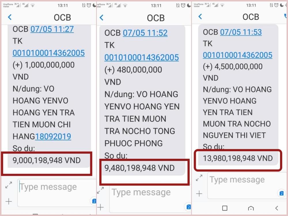 Điều bất thường trong số tiền gần 17 tỷ đồng mà ông Võ Hoàng Yên mới trả bà Phương Hằng, vợ đại gia Dũng lò vôi? - Ảnh 5.