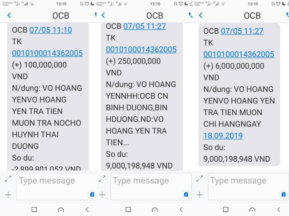 Điều bất thường trong số tiền gần 17 tỷ đồng mà ông Võ Hoàng Yên mới trả bà Phương Hằng, vợ đại gia Dũng lò vôi? - Ảnh 6.