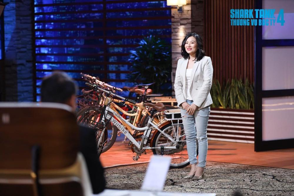 Nữ CEO rơi nước mắt vì bị chê xe xấu, ngáo định giá, Shark Phú liền chốt đầu tư: Là vì em - Ảnh 3.