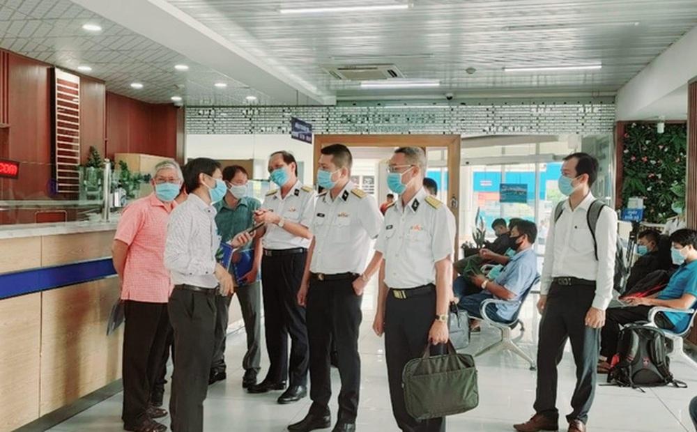 TP. HCM phát hiện 3 thuyền viên dương tính SARS-CoV-2