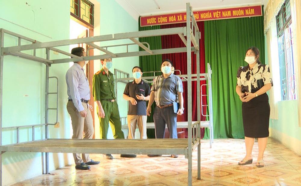 Thanh niên từ Vĩnh Phúc về Hà Giang bị ho, rát họng không chịu xét nghiệm, trốn khỏi khu cách ly