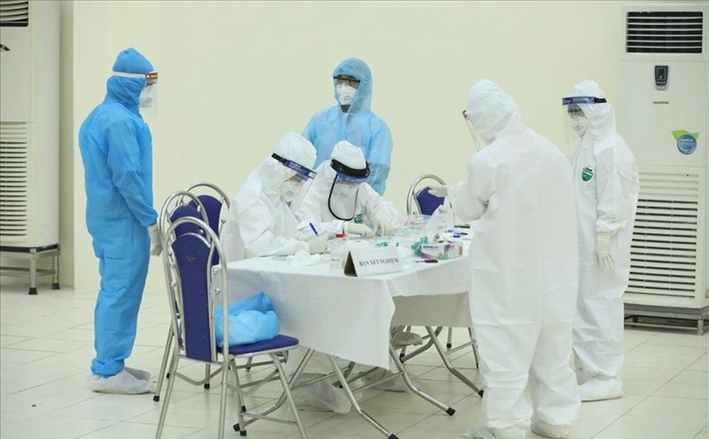 Hà Nội phát hiện 2 ca dương tính SARS-CoV-2 ở Thanh Trì, trong đó 1 người ở chung cư Đại Thanh