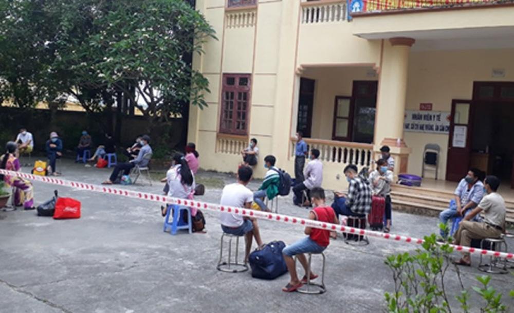 Bắc Ninh chuẩn bị lập 2 bệnh viện dã chiến tại huyện Tiên Du và Gia Bình - Ảnh 2.