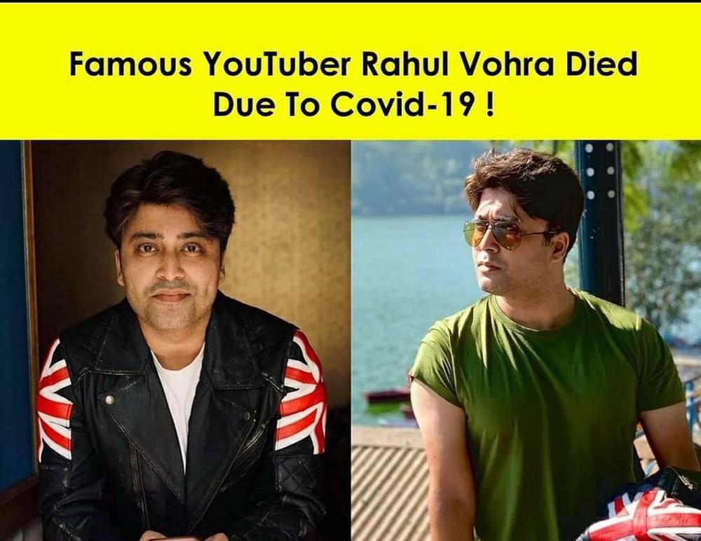Diễn viên nổi tiếng Ấn Độ tử vong vì Covid-19 phàn nàn trước khi chết: Lẽ ra tôi đã sống nếu được điều trị tốt - Ảnh 2.