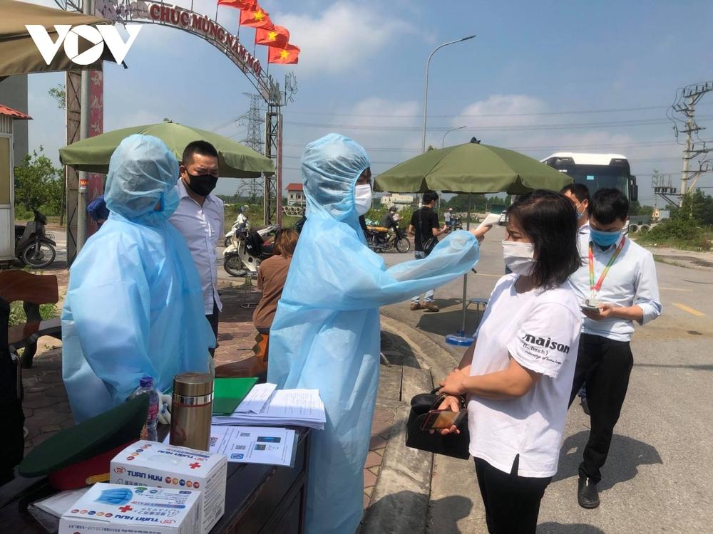 Bắc Ninh chuẩn bị lập 2 bệnh viện dã chiến tại huyện Tiên Du và Gia Bình - Ảnh 3.