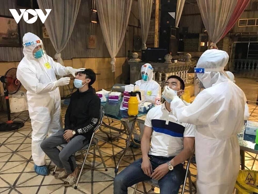 Bắc Ninh chuẩn bị lập 2 bệnh viện dã chiến tại huyện Tiên Du và Gia Bình - Ảnh 5.