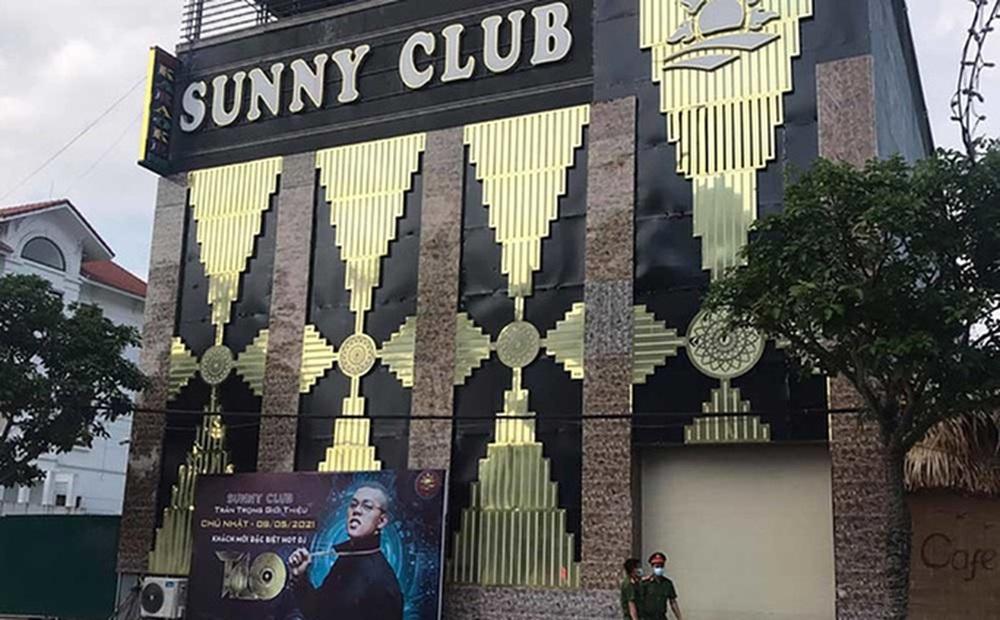 """Vụ quán bar Sunny: Một số video được lấy từ web """"đen"""", có máy chủ đặt tại nước ngoài"""