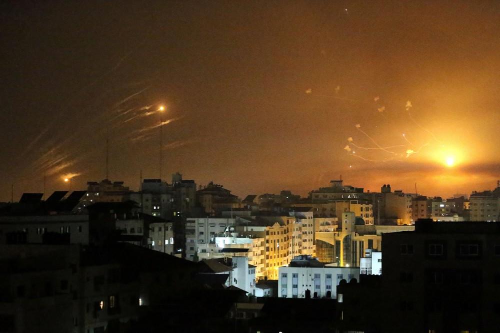 Khai hỏa hơn 1.000 rocket trong 3 ngày, bao giờ người Palestine sẽ hết đạn? - Ảnh 6.