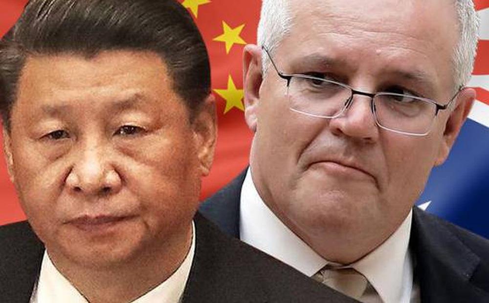 """Quá hung hăng, Trung Quốc sa thẳng vào cái bẫy Úc giăng sẵn: """"Trái đắng"""" điếng người cho Bắc Kinh"""