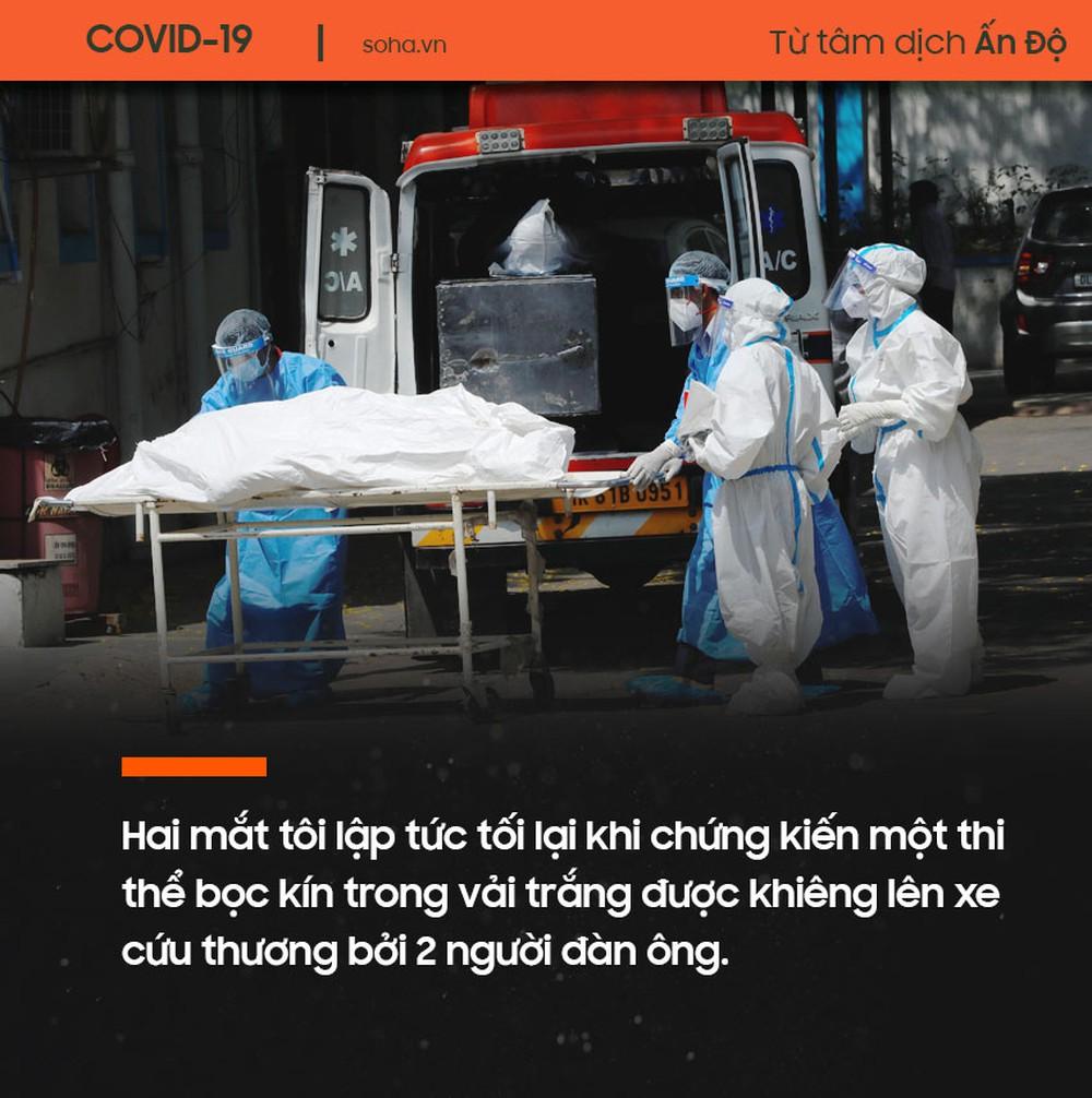 Người Việt ở Ấn Độ: Tôi sống như tù biệt giam, nhìn thấy người chết ngay trước mắt nhưng không dám về vì sợ mang bệnh cho cha mẹ, Tổ quốc - Ảnh 3.