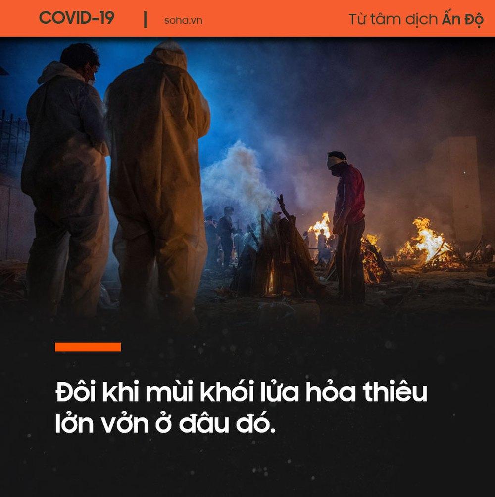 Người Việt ở Ấn Độ: Tôi sống như tù biệt giam, nhìn thấy người chết ngay trước mắt nhưng không dám về vì sợ mang bệnh cho cha mẹ, Tổ quốc - Ảnh 5.