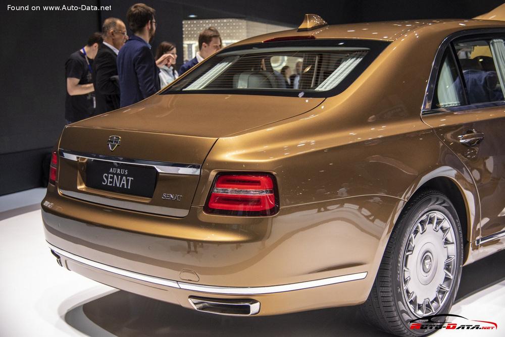Chiếc xe thường dân từ mẫu xe bảo vệ Putin khiến thế giới choáng ngợp - Ảnh 2.