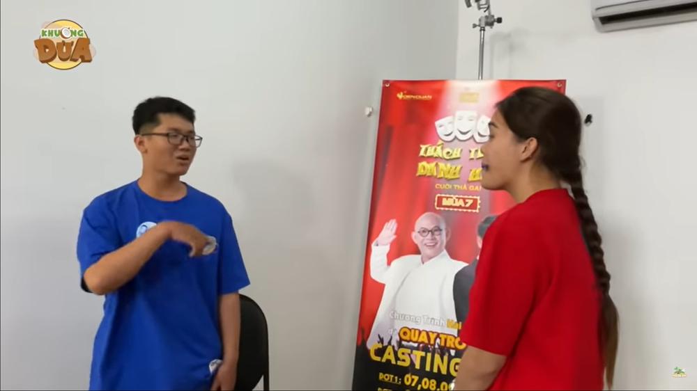 Khương Dừa tiết lộ chi 100 triệu mời thánh sún Ngân Thảo trợ diễn Thách thức danh hài - Ảnh 5.