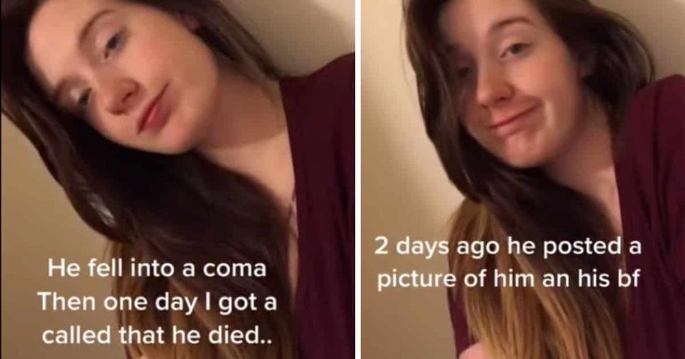 Bạn trai đột ngột qua đời, 7 năm sau sống lại, danh tính người yêu của anh ta khiến cô gái sốc nặng - Ảnh 1.
