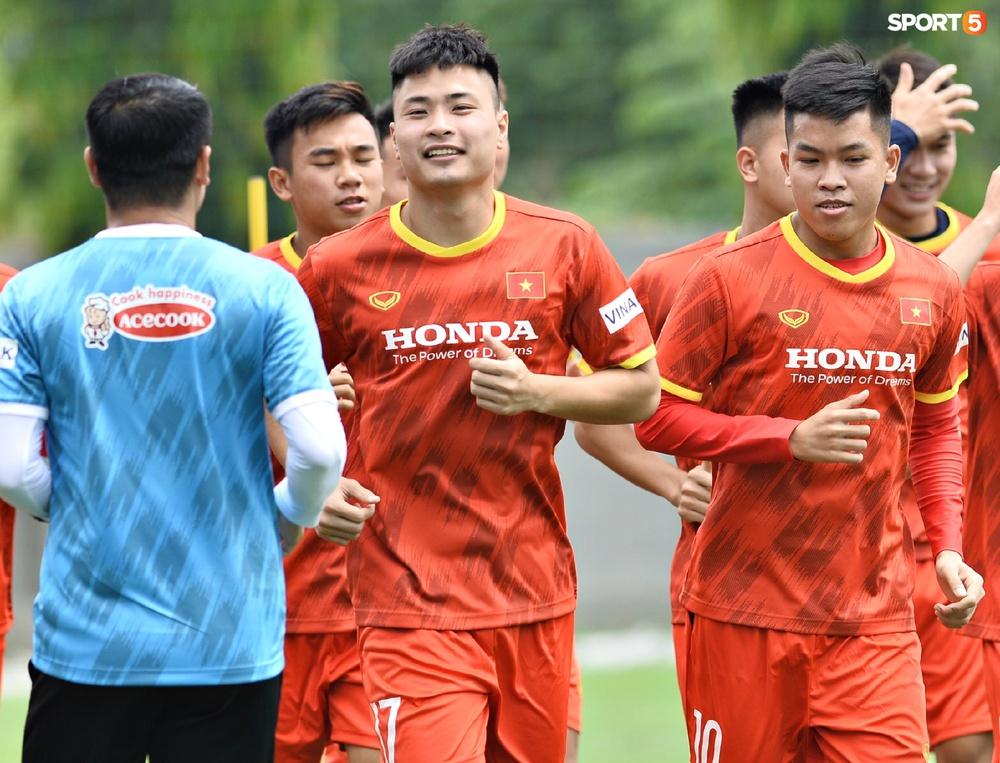 Sao trẻ từng khiến V.League phát cuồng của U22 Việt Nam được chú ý đặc biệt - Ảnh 5.