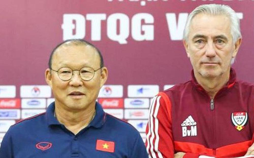"""HLV đội tuyển UAE: 'Đội tuyển Việt Nam là đối thủ số một"""""""