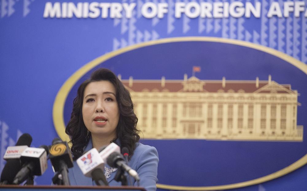 Việt Nam lên tiếng việc Trung Quốc điều thêm tàu đến bãi Ba Đầu, nâng lên tới 300 tàu