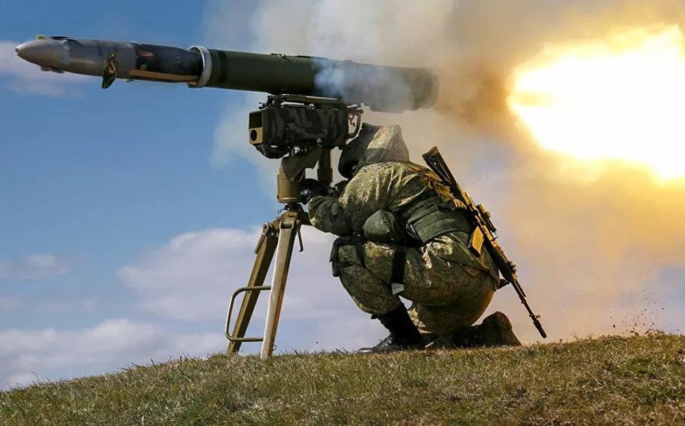 """Tên lửa chống tăng Kornet do Nga chế tạo trở thành """"nỗi khiếp đảm"""" của binh sĩ Israel?"""
