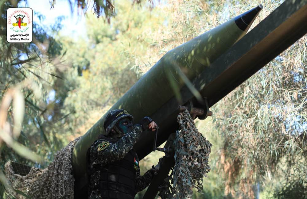 Tình báo Israel tiết lộ sốc: Gaza vẫn đủ rocket để bắn 2 tháng nữa, chiến tranh còn dài! - Ảnh 3.