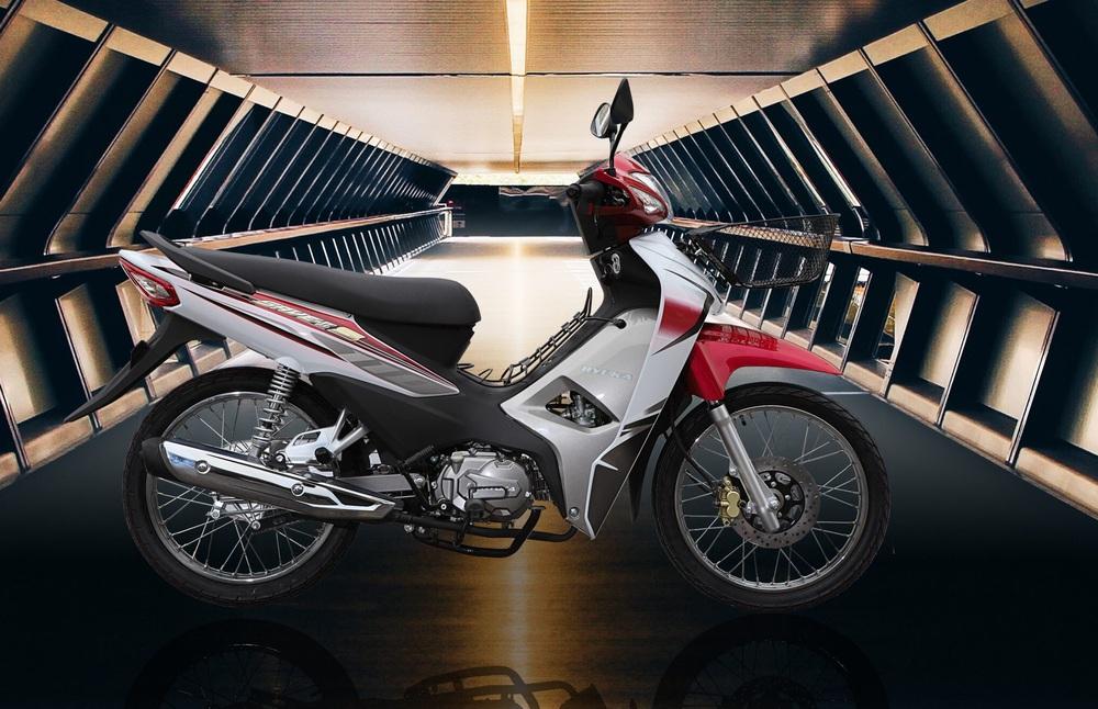 Cận cảnh mẫu xe máy Thái đi 100km tốn 2,2 lít xăng, giá 23 triệu -  thách thức Honda Wave Alpha - Ảnh 2.